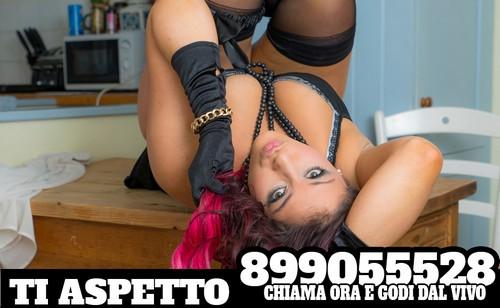 Donne Divorziate Vogliose al Telefono Erotico 899250065